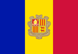 Landskod Andorra