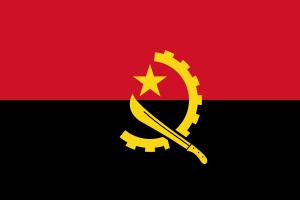 Landskod Angola
