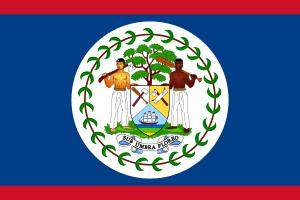 Landskod Belize