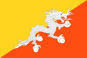 Landskod Bhutan