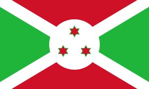 Landskod Burundi