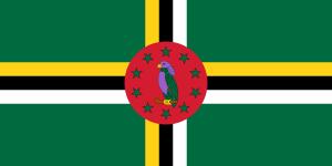 Landskod Dominica