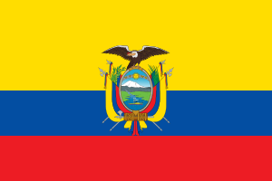 Landskod Ecuador