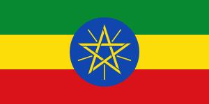 Landskod Etiopien