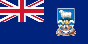 Landskod Falklandsöarna
