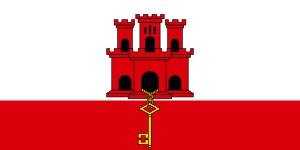 Landskod Gibraltar