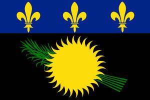 Landskod Guadeloupe