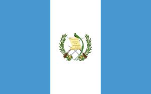 Landskod Guatemala