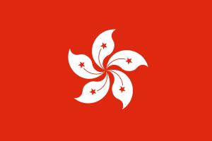 Landskod Hongkong