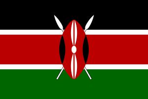 Landskod Kenya