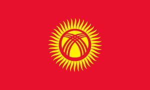 Landskod Kirgizistan