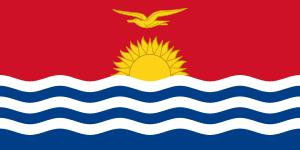 Landskod Kiribati