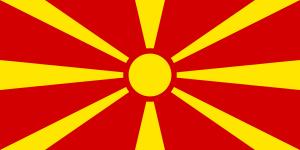 Landskod Makedonien