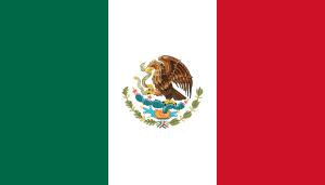 Landskod Mexiko