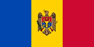 Landskod Moldavien