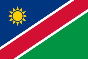 Landskod Namibia