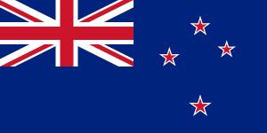 Landskod Nya Zeeland