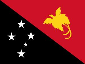 Landskod Papua Nya Guinea