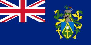 Landskod Pitcairnöarna