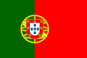 Landskod Portugal