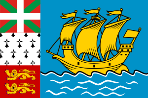 Landskod Saint Pierre och Miquelon