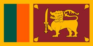 Landskod Sri Lanka