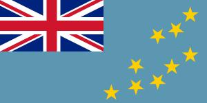 Landskod Tuvalu