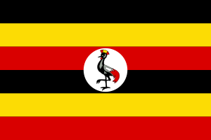 Landskod Uganda