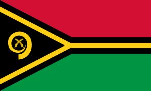 Landskod Vanuatu