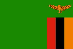 Landskod Zambia