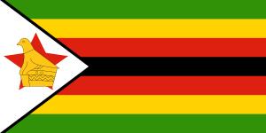 Landskod Zimbabwe